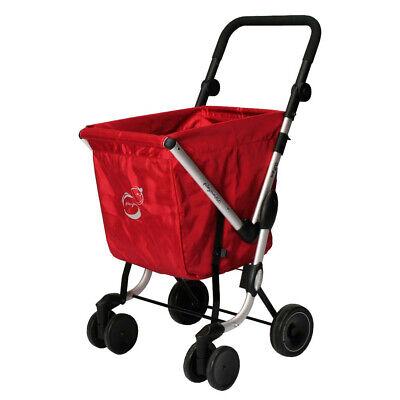 Carro Compra Playmarket We Go Edición Especial Rebajas 24960C 353 Cereza