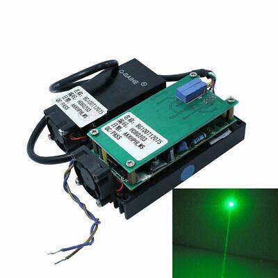 532nm 100mw 220v Green Laser Diode Dot Module Powerful Tec High Power