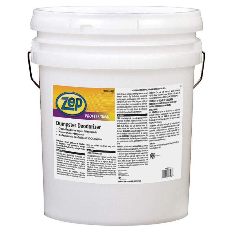 Deodorizer, 25lb., Pail 1046130