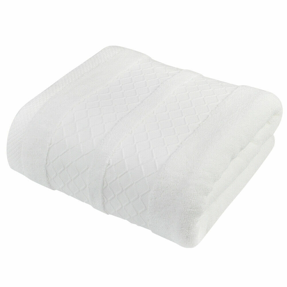 Premium Egyptian Cotton Ultra Plush Soft Absorbent Large Bat