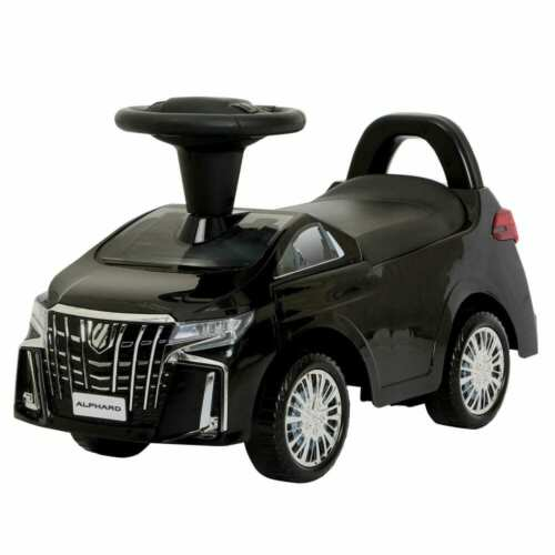 NEW TOY CAR FOR KIDS RIDE-ON TOYOTA ALPHARD BLACK J-AHB From Japan free shipping
