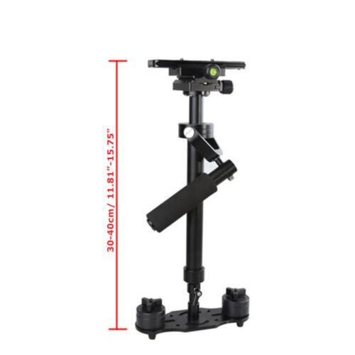 S60 40-60cm Stabilizer Handheld Steady for Video Camera DV DSLR US fast ship