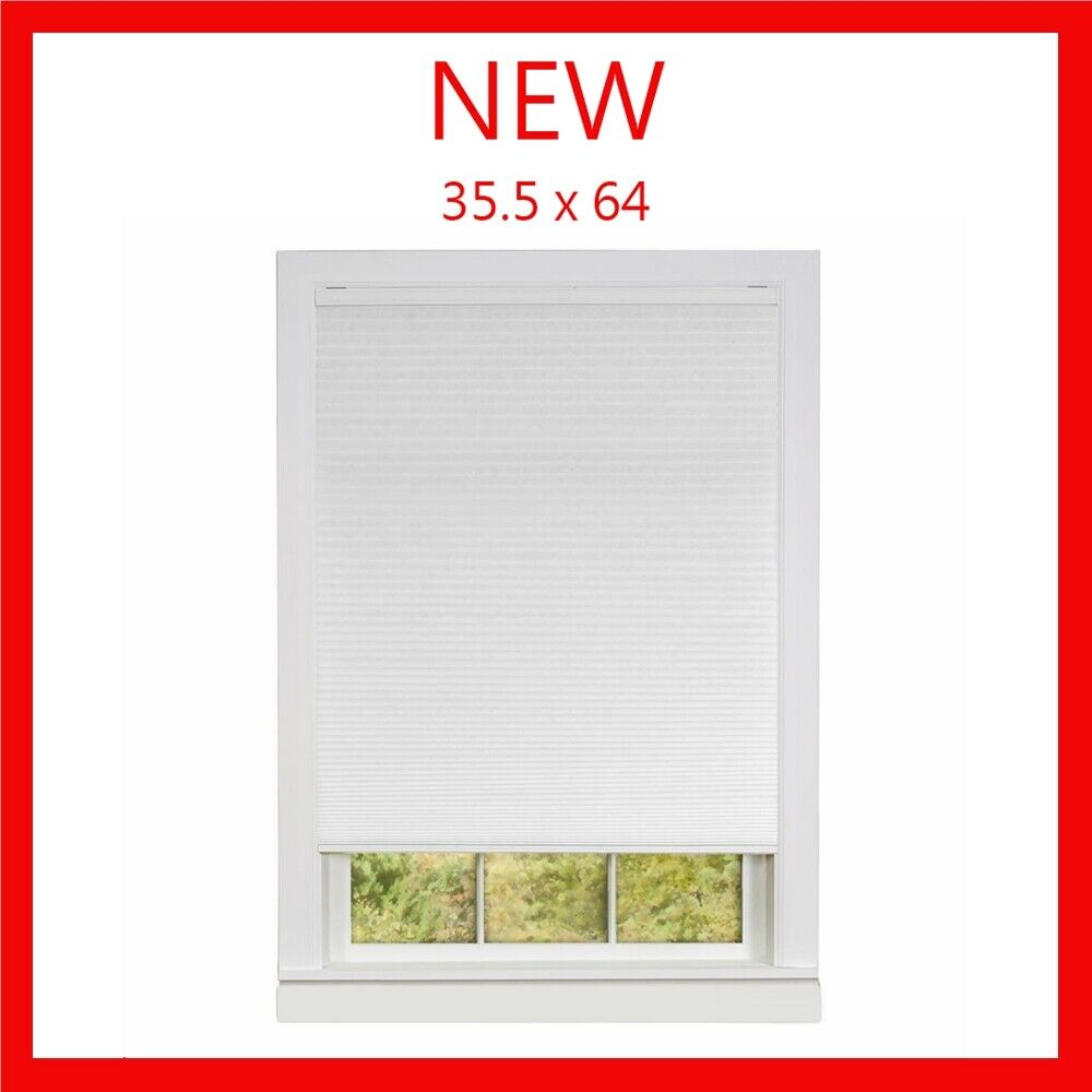 Achim Honeycomb Cellular Pleated Cordless Shade