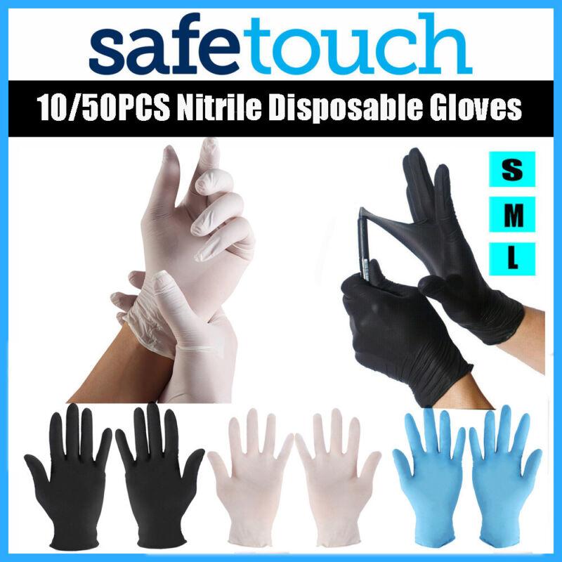 Free Rubber Nitrile Gloves Disposable Gloves Kitchen & Dinin