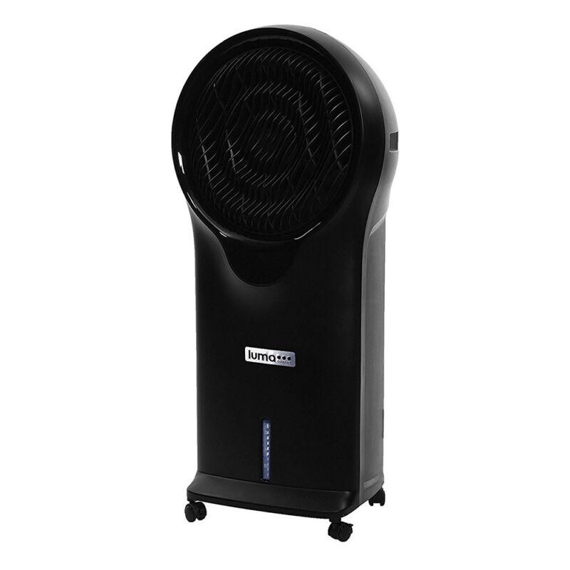 NewAir Luma Comfort Portable 3 Speed Oscillating Air Evaporative Swamp Cooler