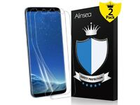 Galaxy S8 Screen Protector (2 Pack)