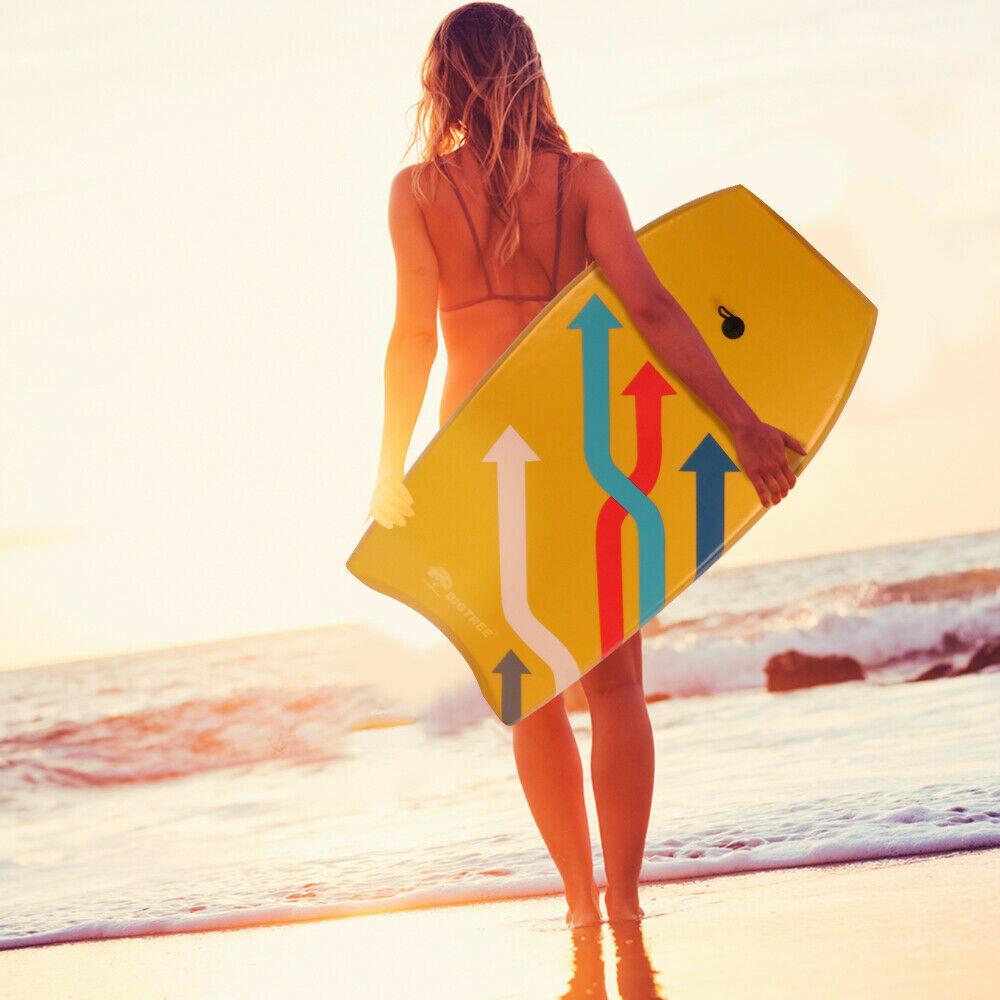 bodyboard kickboard surfing skimboard wake boogie board