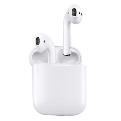 Apple AirPods Creamy MMEF2AM/A Genuine Wireless Earpods Brand NEW SEALED IN BOX