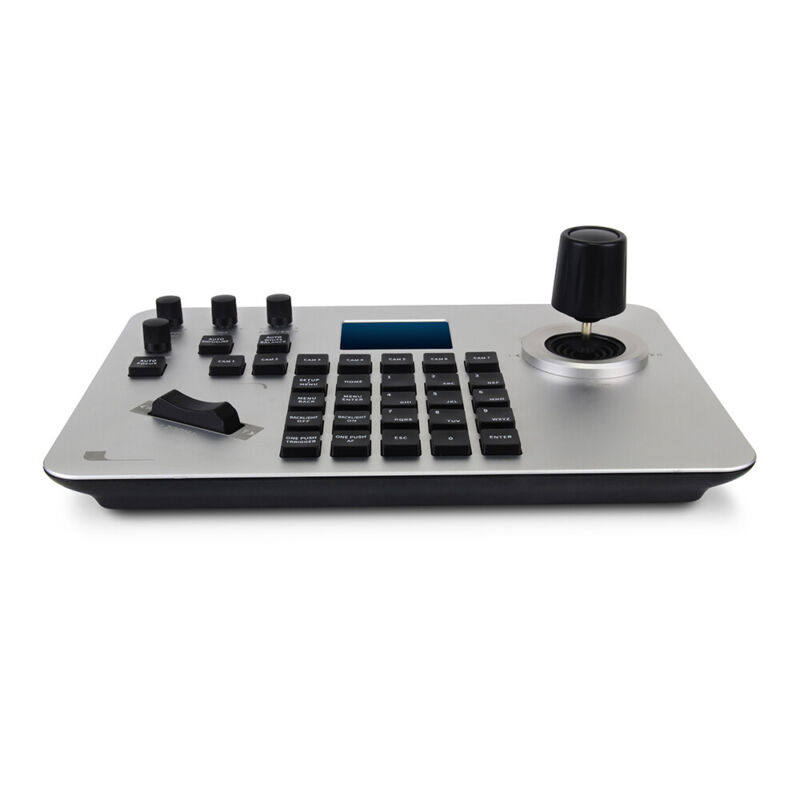Remote Camera Controller PTZ Joystick Keyboard IP RS232 RS422 RS485 VISCA ONVIF