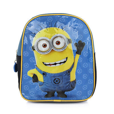 Despicable Me Minions Minion  Rucksack Backpack  24 cm Kindergarten 16401
