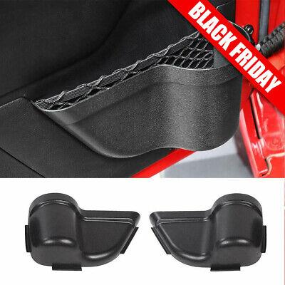Front Door Storage Pockets Organizer Box for Jeep Wrangler JK JKU 2/4Door 2011+
