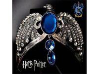 Harry Potter Ravenclaw Lost Diadem Horcrux Anhänger Diadem Tiara Krone Cosplay