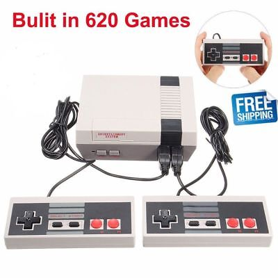 NES Pastime System Classic Mini Console 620 Build In Nintendo Games