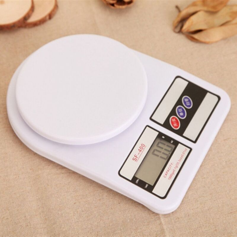 Electronic Food Scales 10kg Kitchen Digital LCD Display Balance Weight Scales