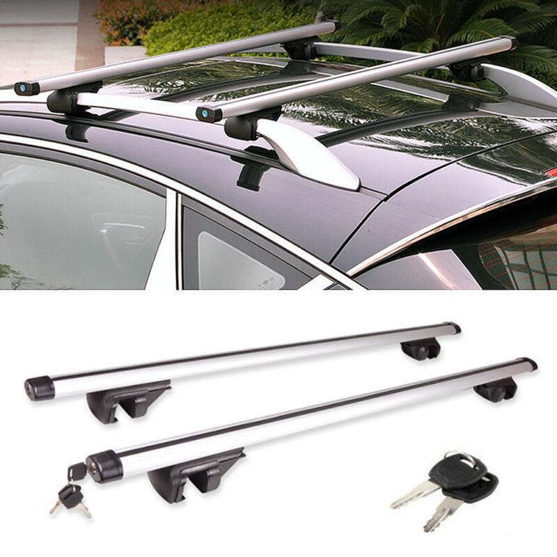 NORDRIVE Design Dachträger Snap Stahl Dach Träger für Peugeot Partner Tepee