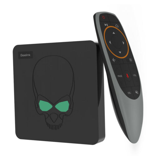 Beelink GT-King TV Box Android 9.0 4+64GB Voice Remote Contr