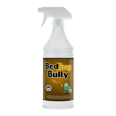 Bully Bed Bugs (Official Bed Bug Bully 32oz -Direct from Manufacturer, Don't Be Fooled By Copies )