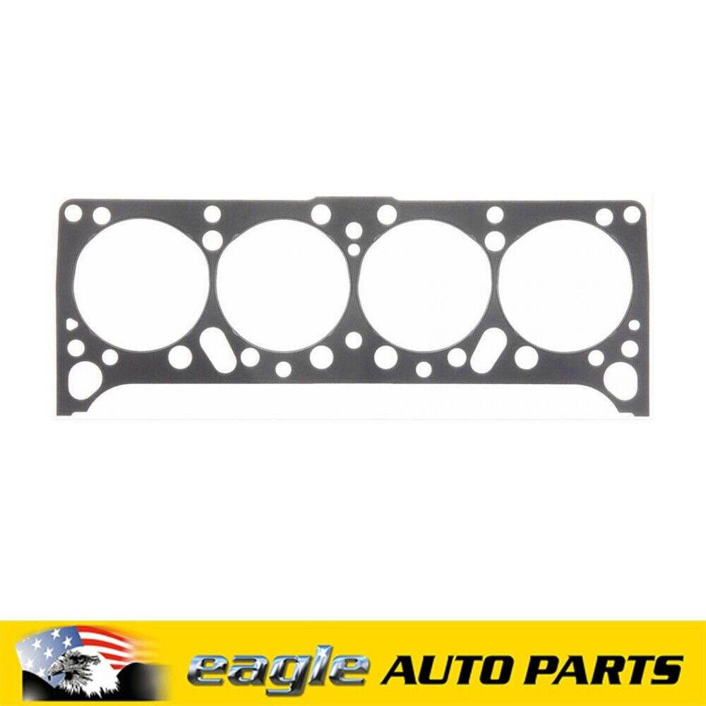 "Fel Pro Small Block Chevy 283 327 350 SBC 4.125/"" Bore .039/"" Thick Head Gasket"