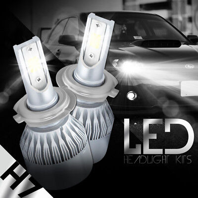 XENTEC LED HID Headlight Conversion kit H7 6000K for Volvo V40 1999-2004
