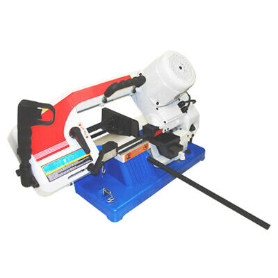 12 Hp Portable 4 X 6 Metal Cutting Cutter Band Saw Round Square Rod 1430 Rpm