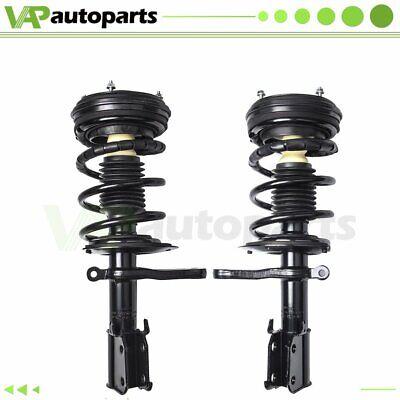 Full of (2) Front Struts Coil Spring Assembly For 99-04 Chrysler Intrepid & 300M