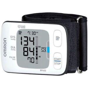 Omron Digital Wrist Blood Pressure Monitor 7 Series BP652 Br