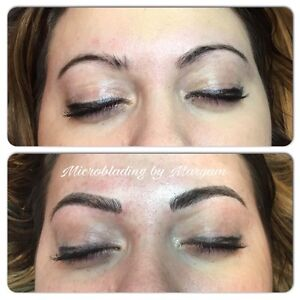 MICROBLADING EYEBROWS ($50 off January special) Cambridge Kitchener Area image 4