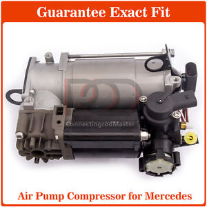 New Airmatic Suspension Compressor Air Pump for Mercedes W220 W211 W219 S Class