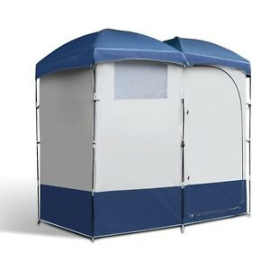 WEISSHORN CAMPING SHOWER TENT - DOUBLE $25.75 x 4 Instalments Hope Valley Tea Tree Gully Area Preview