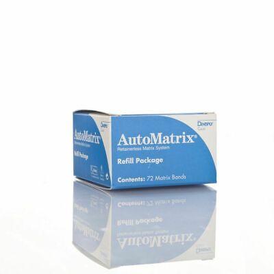 Automatrix Matrix System Refill - Medium Regular - Pack Of 72 Pices