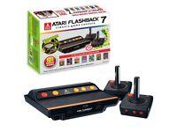 BNIB Atari Flashback 7 / 101 games built in / RRP £56