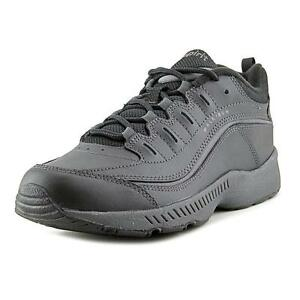 a6f3891f1 Easy Spirit Womens Romy Walking Shoe Black dark Grey Leather US 9 M. Be the  first to write a review. About this product. Stock photo  Picture 1 of 1.  Stock ...