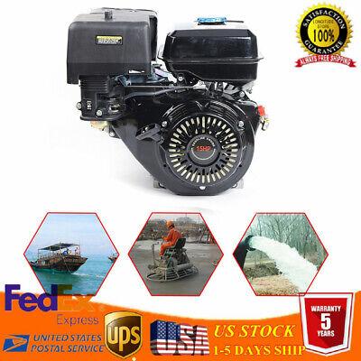 15hp 4stroke 190f Model Ohv Single Cylinder Gasoline Engine Air Cooling