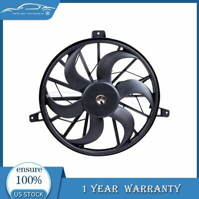 For 99-03 Jeep Grand Cherokee 4.0L 12V AC Condenser Radiator Plastic Cooling Fan Jeep Grand Cherokee Cooling System