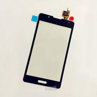 Touch Screen Digitizer Glass Lens For LG Optimus L7 II 2 P710 P713 P714 Black