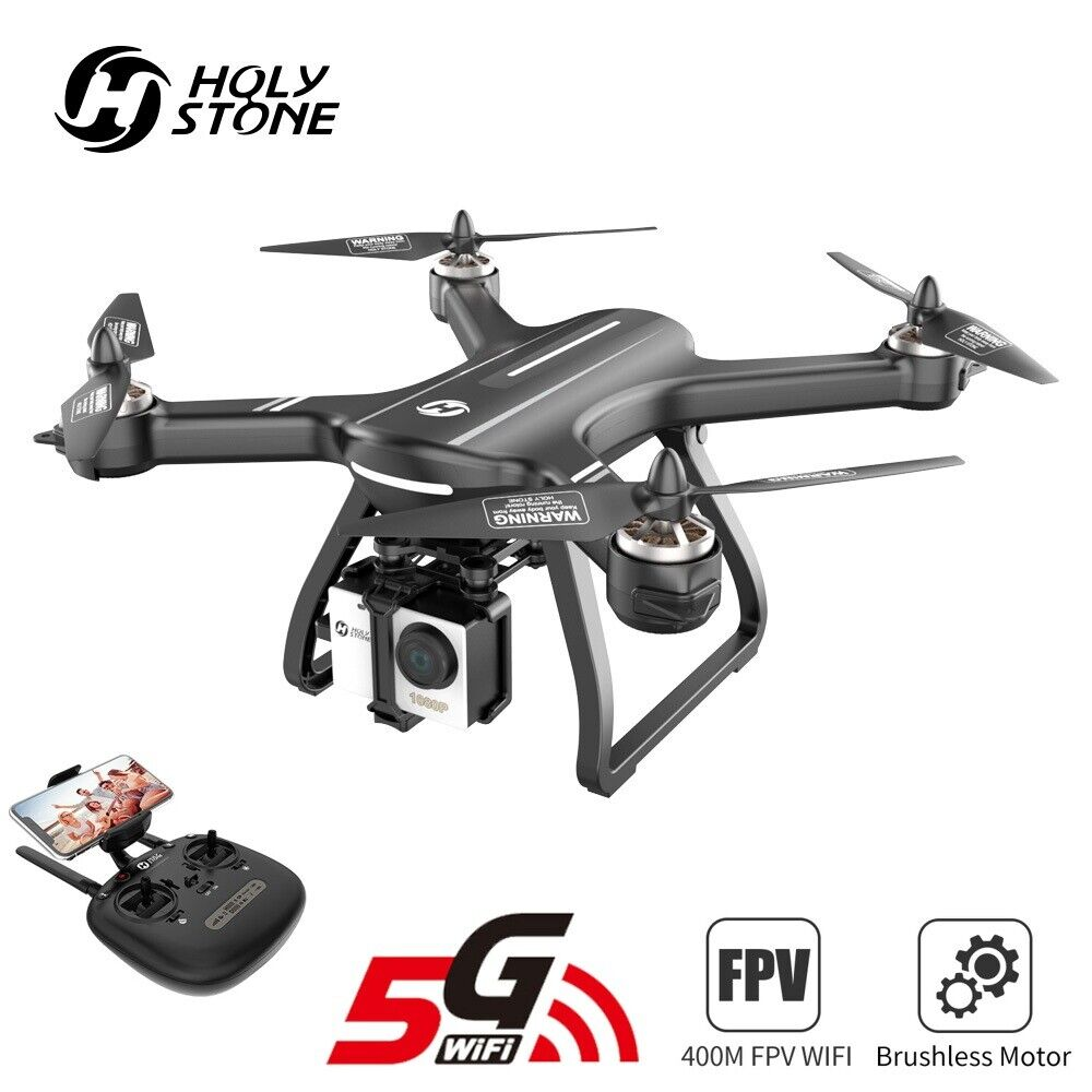 hs700 gps fpv drone with 1080p camera