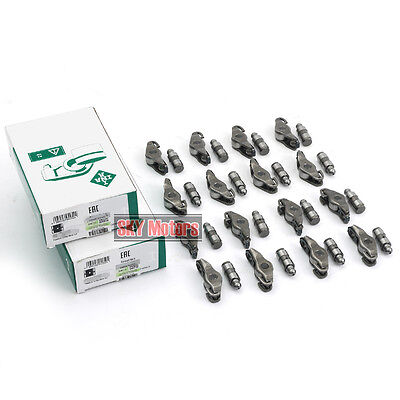 16x OE Valve Hydraulic Lifters Rocker Arms Set For VW AUDI 1.8 2.0 TSI CBFA CCTA