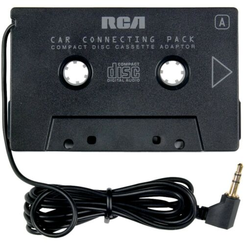 RCA Rca Cd And Auto Cassette Adapter