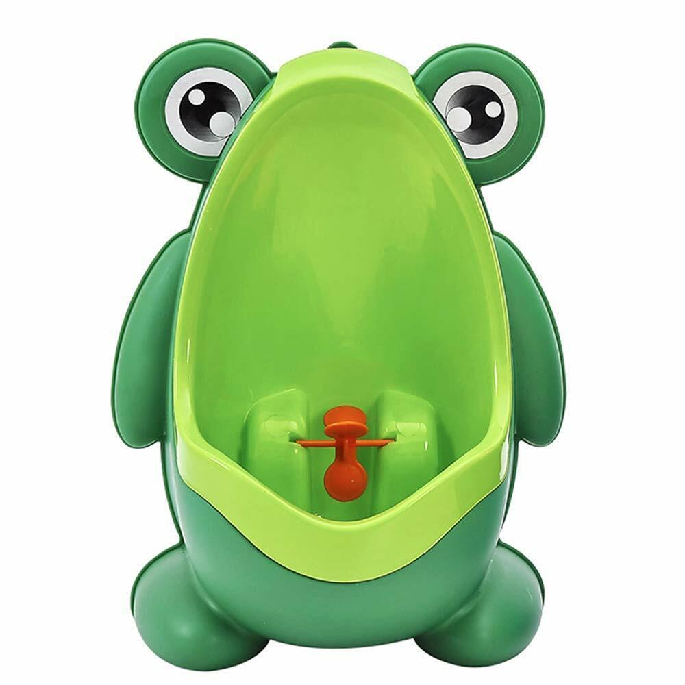 Frog Kids Toddler Standing Potty Toilet Training Children Ur