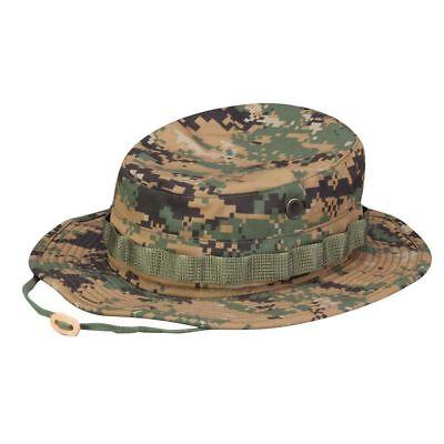 Us Army Military A-tacs Fg Battle Rip Combat Patrol Cap Mütze Hat Atacs Militaria