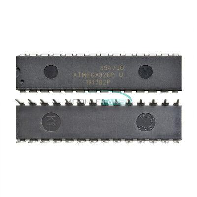 Atmega328p-pu Microcontroller Ic Dip-28 Arduino Uno R3