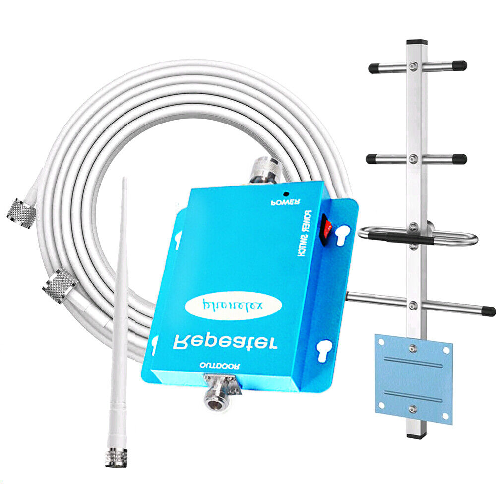 Cell Phone Wireless GSM 3G Cellular Signal Booster 850 MHz B