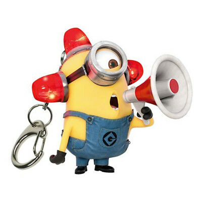 Minions Electronic Lights and Sound Key Chain