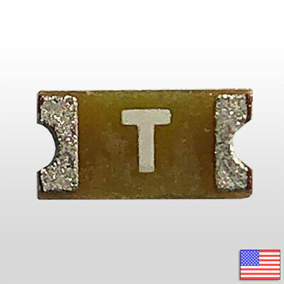 5pcs 5a Littelfuse 467 Series 5 Amp 32v 0603 T Smd Fuse 5x - Fast Us Shipping