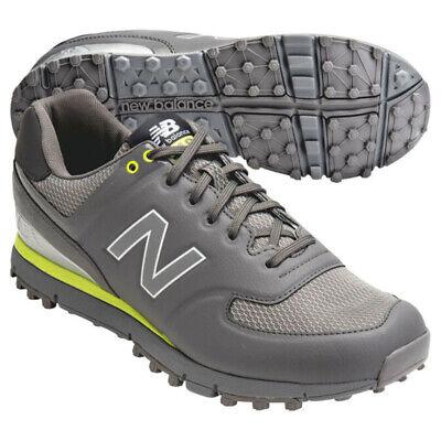 New Balance Nbg 518 Spikeless Golf Shoes Grey/Lime - Choose Size & Width