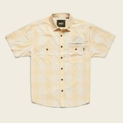 Howler Brothers Aransas Shirt Vintage Yellow