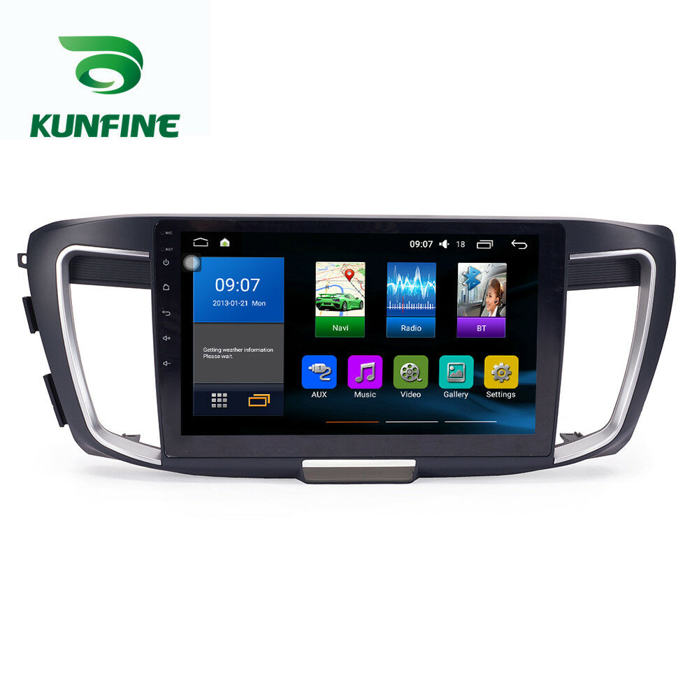 Android 8.1 GPS Car Stereo for Honda Accord 14-17 2.0L Radio Headuint deckless