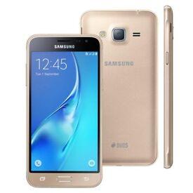 Samsung galaxy j3 brand new battery very good condition