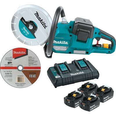 Makita Xec01pt1 18v X2 36v Lxt 9 Li-ion Brushless Cordless Power Cutter Kit