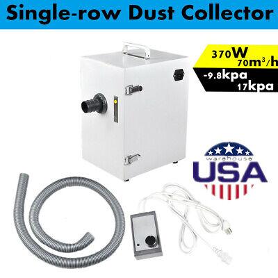 Digital Dental Single-row Dust Collector Vacuum Cleaner Machine Free Dust Bag